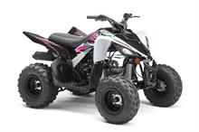 2019 Yamaha Raptor 90 - Studio White