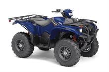 2019 Yamaha Kodiak 700 EPS SE - Studio Blue