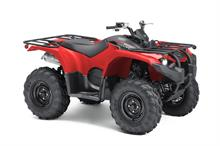 2019 Yamaha Kodiak 450 - Studio Red