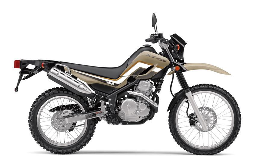 2019 Yamaha XT250 Dual Sport Motorcycle - Model Home