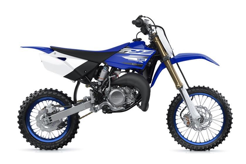 2019 Yamaha YZ85 Motocross Motorcycle - Model Home