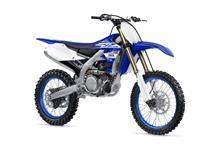 2019 Yamaha YZ450F - Studio Blue