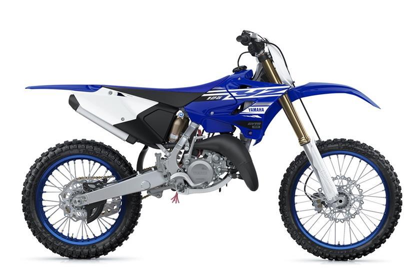 2019 Yamaha YZ125 Motocross Motorcycle - Model Home