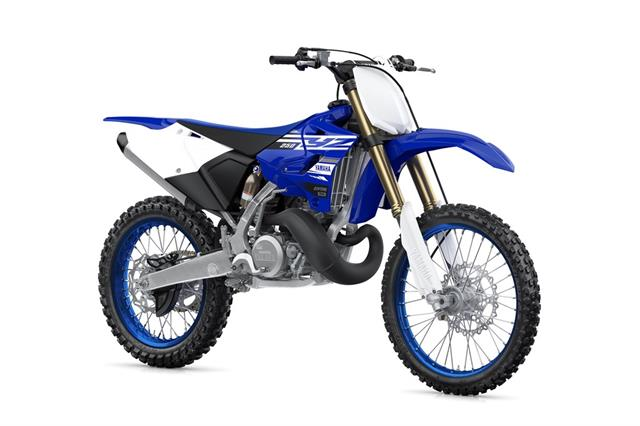 2019 Yamaha Yz250 Studio Blue