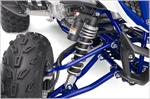 2019 Yamaha Raptor 700R - Detail Blue