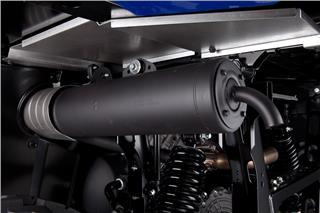 2019 Yamaha Viking - Detail Blue