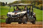 2019 Yamaha Viking VI EPS Ranch Edition - Action Silver