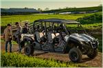 2019 Yamaha Viking VI EPS Ranch Edition - Beauty Silver