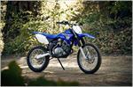 2019 Yamaha TT-R125LE - Beauty Blue