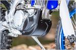 2019 Yamaha WR450F - Detail Blue