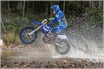 2019 Yamaha WR450F - Action Blue