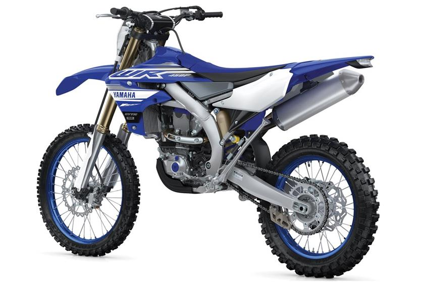 2019 Yamaha WR450F Cross Country Motorcycle - Model Home