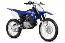 2019 Yamaha TT-R125LE - Studio Blue