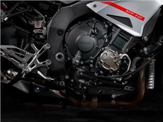 2019 Yamaha MT-10 - Detail Silver (Hyper Naked)