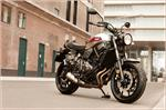 2019 Yamaha XSR700 - Beauty Silver