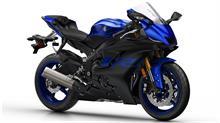 2019 Yamaha YZF-R6 - Studio Blue