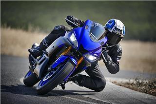 2019 Yamaha YZF-R3 - Action Blue
