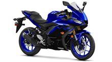 2019 Yamaha YZF-R3 - Studio Blue